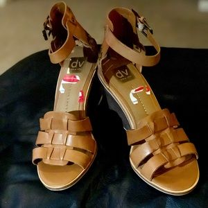 NWT Dolce Vita leather sandals